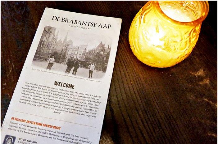 Amsterdam :: De Brabantse Aap