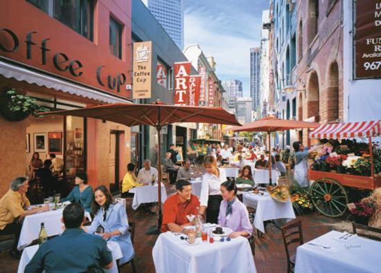 Melbourne culinary