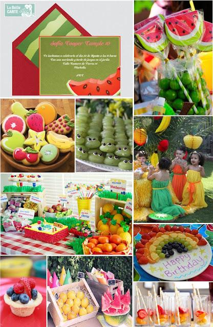 Matilda y la luna septiembre 2013 - Fiesta cumpleanos infantil en casa ...