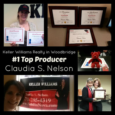 Claudia S Nelson, Top Agent in Woodbridge VA