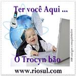 Presente do Blog O Trocyn Bão...Obrigada!!!