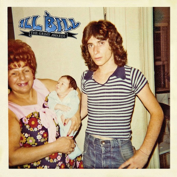 Ill Bill - The Grimy Awards (Deluxe Edition) Cover