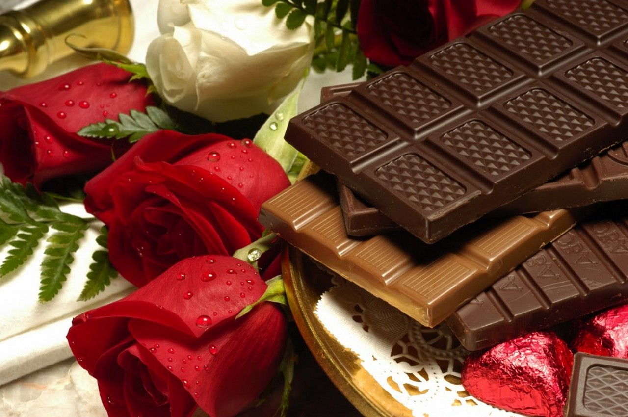 Valentine day chocolate HD wallpaper | Chocolate Pictures ...