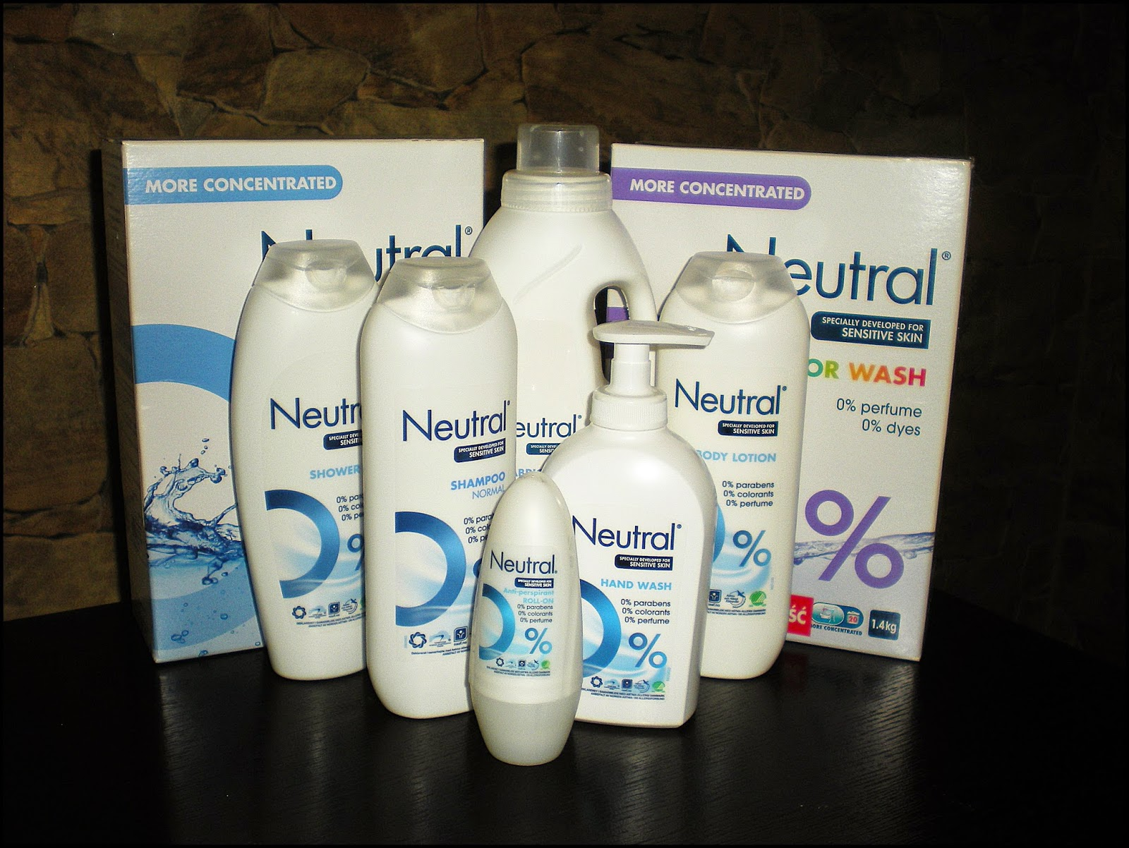 Testuję produkty Neutral z babyonline.pl
