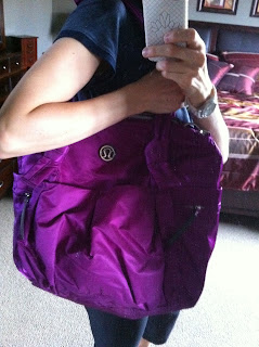 Fashion Friday   Lululemon Triumph Tote