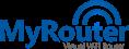 MyRouter logo