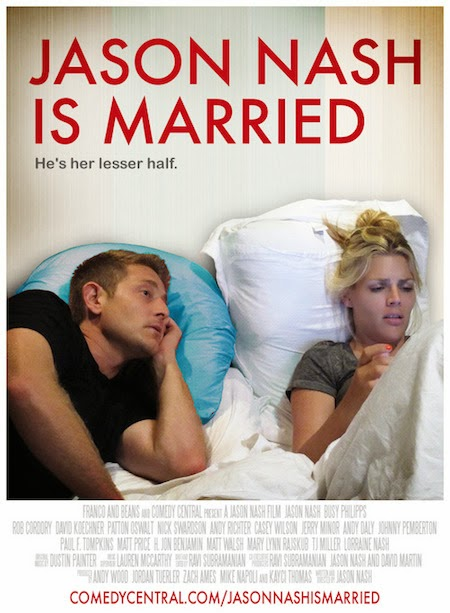 Jason Nash is Married (2014) WEBRip 325MB