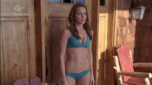Super Hot Bikini Dabas Shantel Vansanten American Actress And