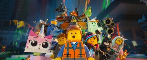 """Todos los personajes de """"La Lego Película"""""""