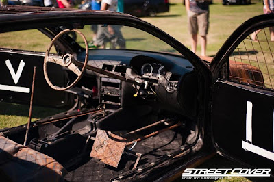 Golf Rat Rod