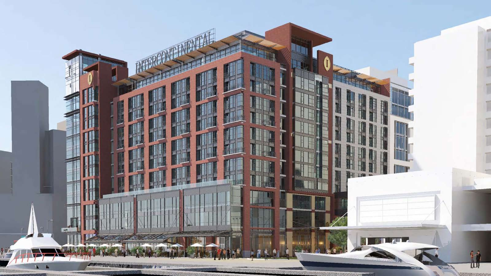 Dcmud The Urban Real Estate Digest Of Washington Dc Wharf S Resort In City Anchor Hotel Eases Critics Inches Forward
