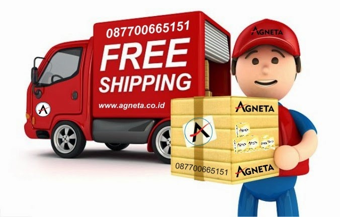 Agneta Free Ongkir Seluruh Indonesia