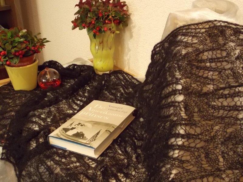 TE KOOP: extra grote kidsilk shawl