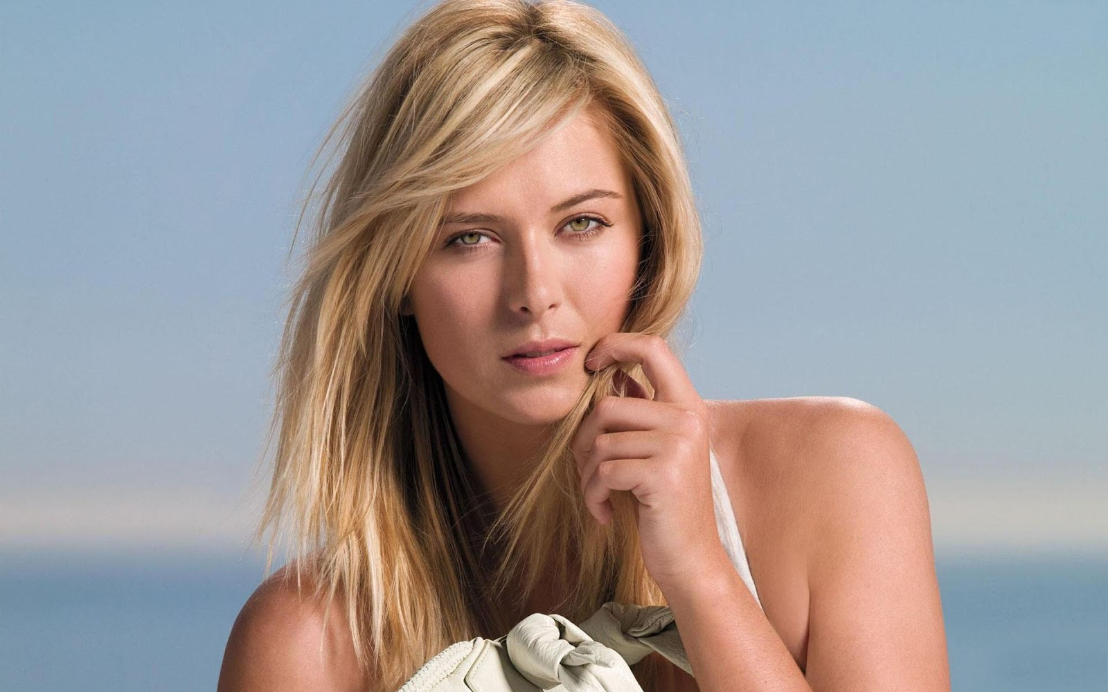 Maria Sharapova Beauty Wallpapers