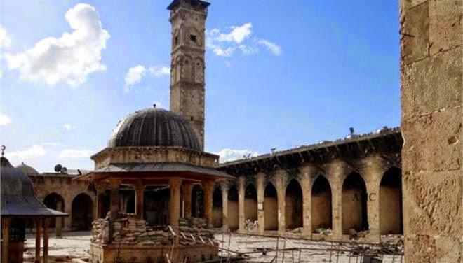 Συρία: Τουλάχιστον 290 χώροι ή μνημεία πολιτιστικής κληρονομιάς έχουν καταστραφεί