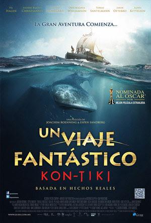 Un Viaje Fantástico DVDrip 2012 Español Latino