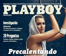 Gatas QB - Heather Depriest Playboy Argentina Setembro 2015