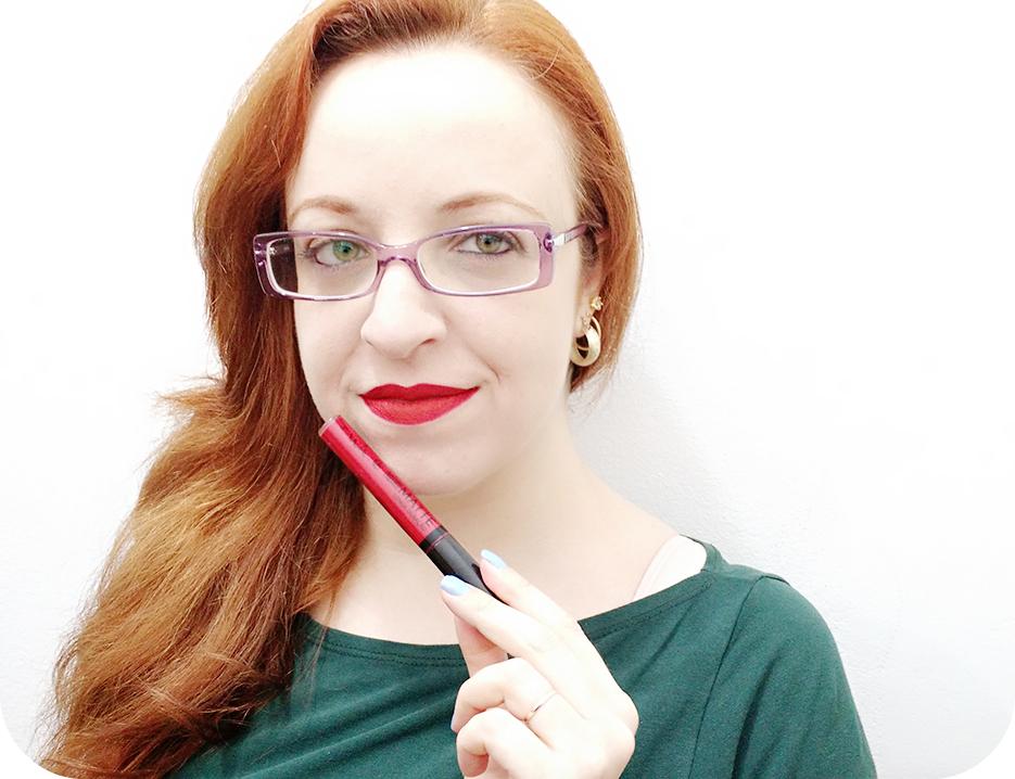 Batom Vult Cor 11 - Vermelho Sofisticado :: Resenha