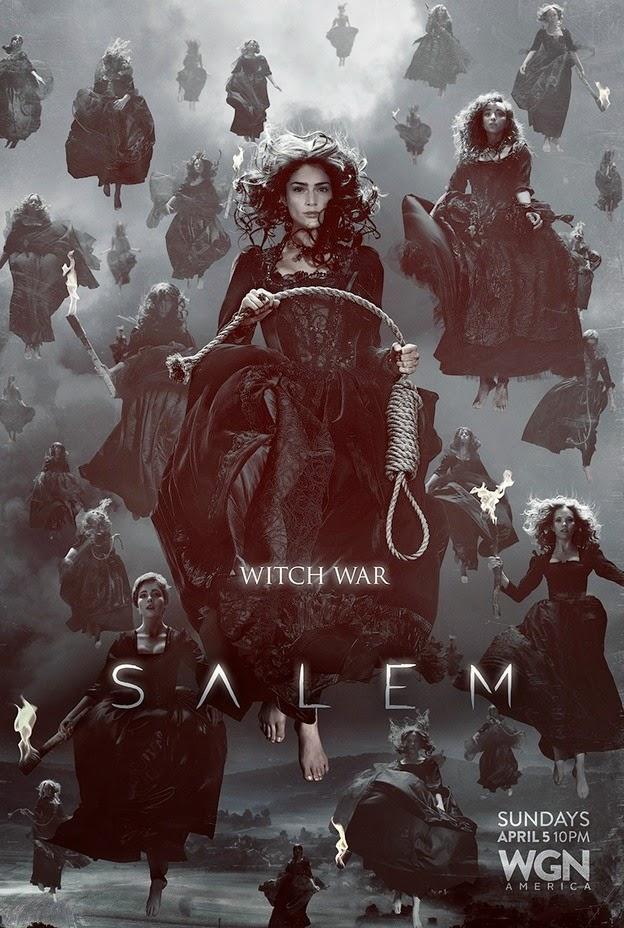 Thị Trấn Phù Thủy Phần 2 - Salem Season 2 (2015)