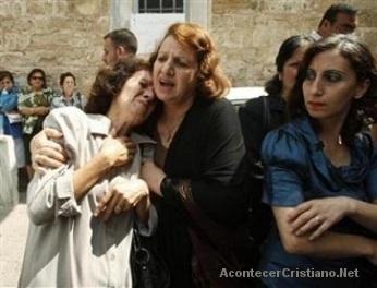 Cristianos palestinos buscan refugio en Israel