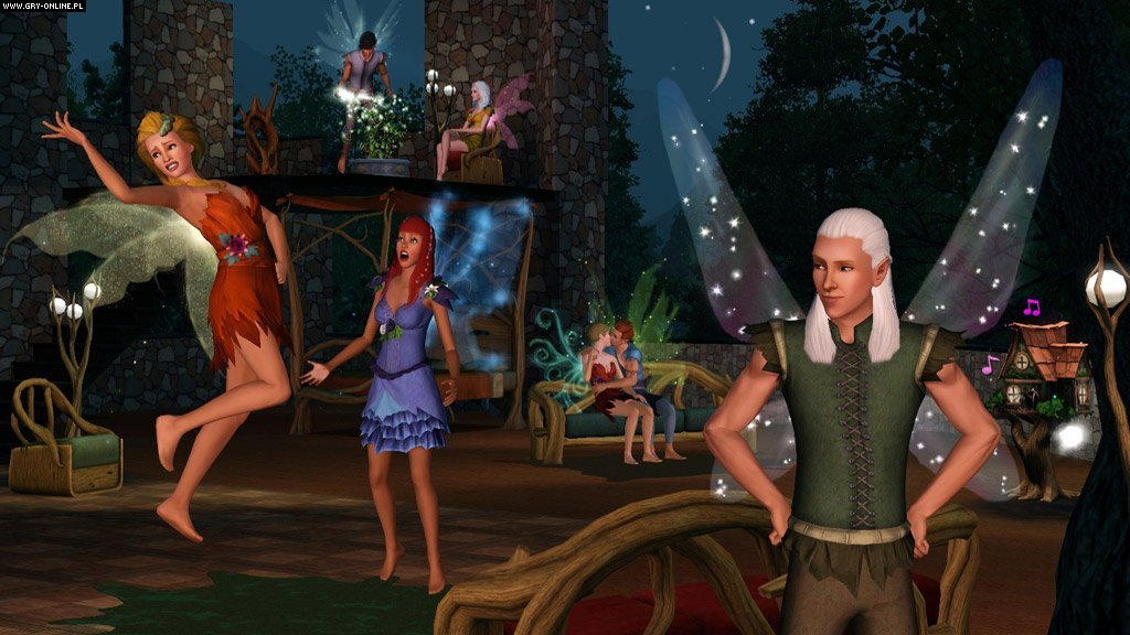 sims 3 supernatural free download full game for pc