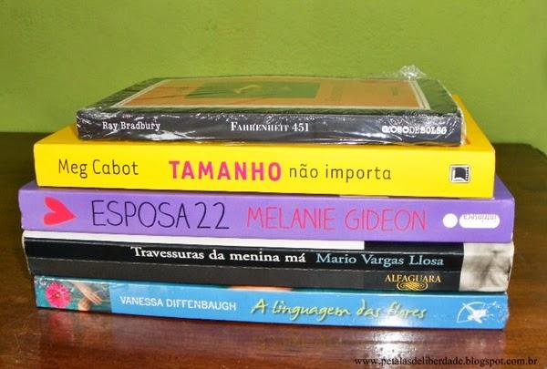livros, meg cabot