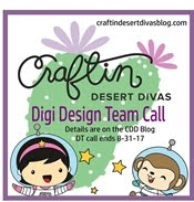 ♥ CDD Digi Design Team Call ♥
