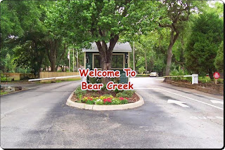 Ormond Beach Florida Bear Creek Manufactured Home Park