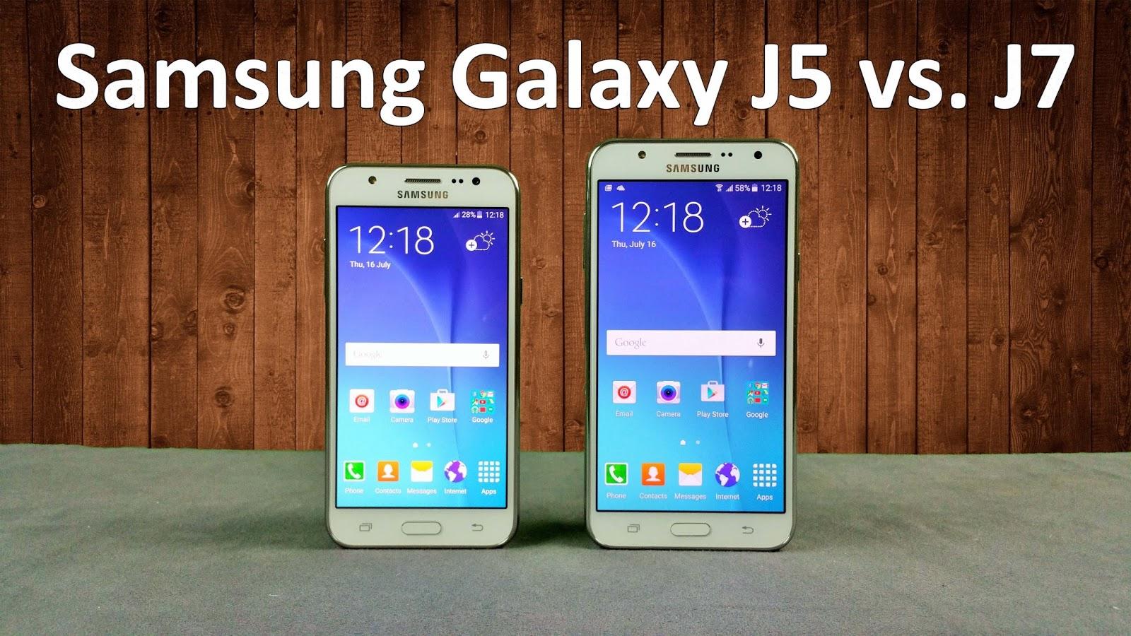 Games Gadgetstechnology Samsung Galaxy J5 And Galaxy J7 First