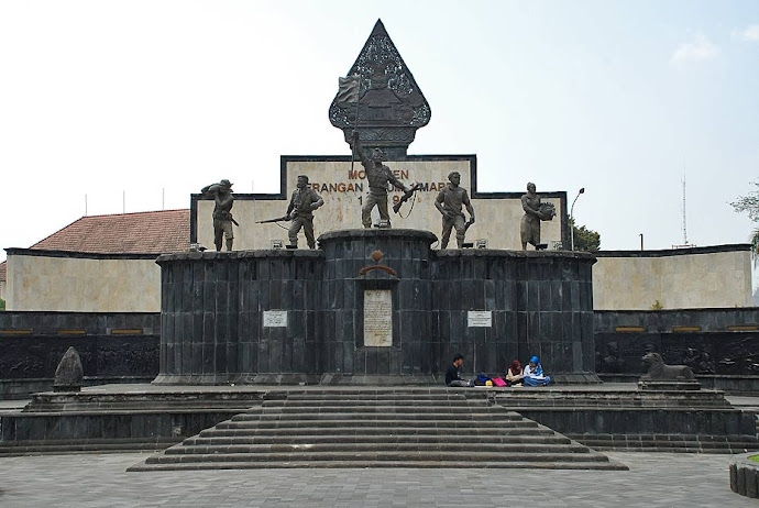 Memorial de la independencia de Indonesia