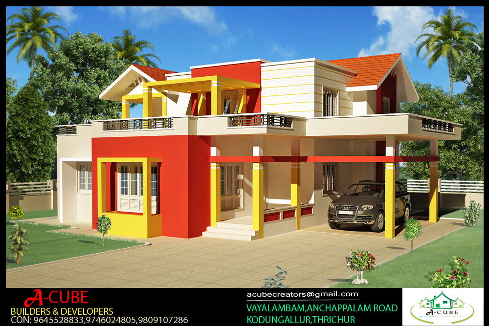 Astounding House Plan For 2000 Sq Ft In India Images - Best Image ...