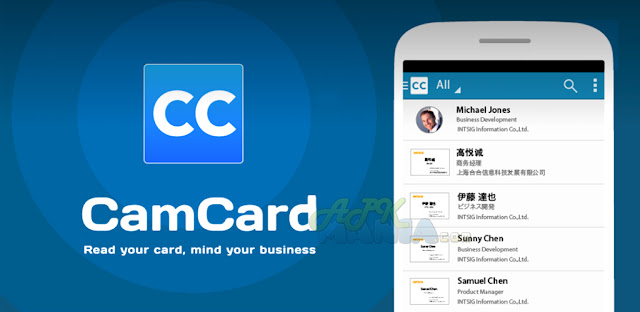 CamCard - Business Card Reader v6.6.3.20160127 Apk Miki