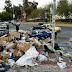 Streik in Griechenland lässt Müllberge wachsen