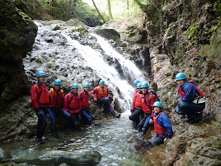 Corporate Team Building Events in The Lake District with Kendal Mountaineering Services.