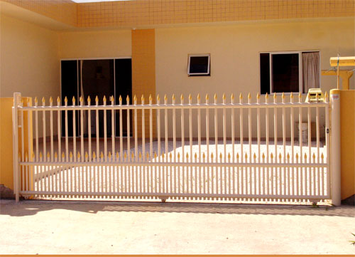 cerca de jardim em pvc:CERCAS EM PVC ARAUCÁRIA-PR: FOTOS DE CERCAS