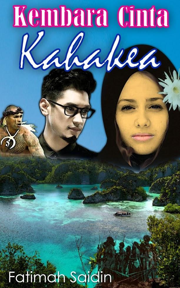 Jemput baca novel saya di portal Ilham Karangkraf