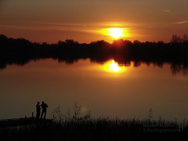 рыбалка на проране самара