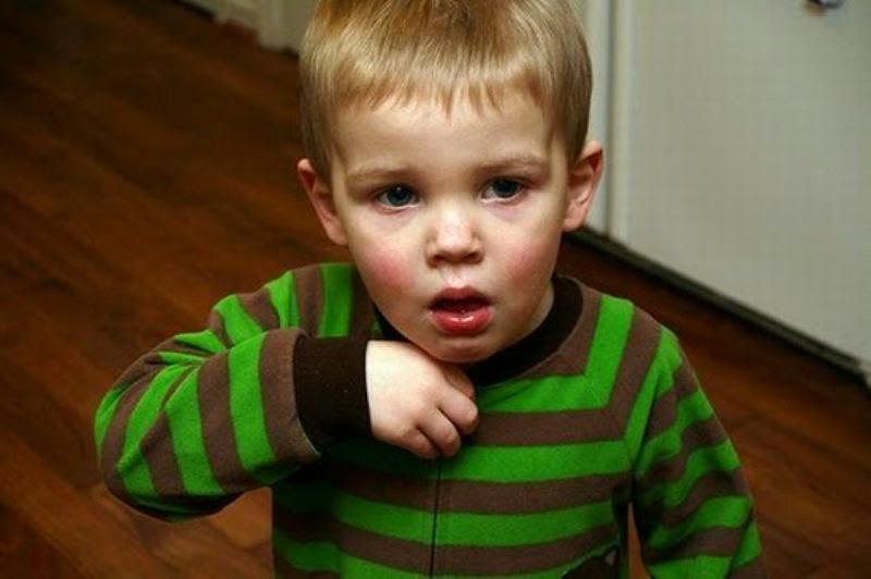 Cara mengatasi batuk pada anak