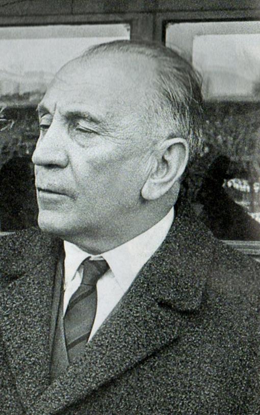 Gustav Sebes