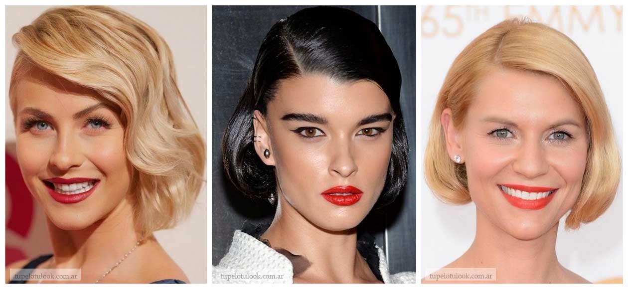 peinados recogidos 2014 falso bob