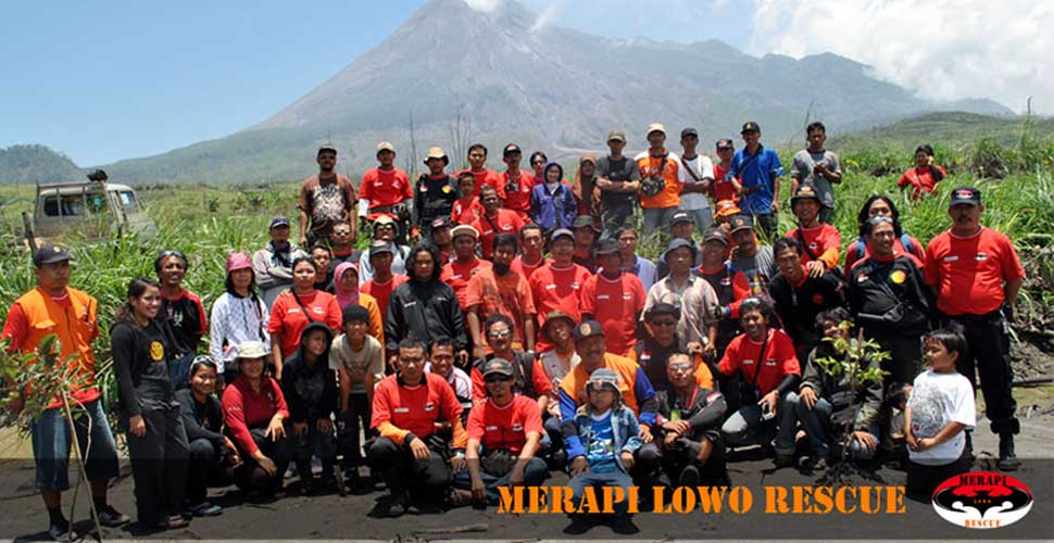 Merapi Lowo Rescue