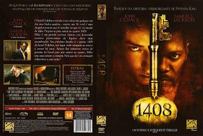 1408 DVD Capa