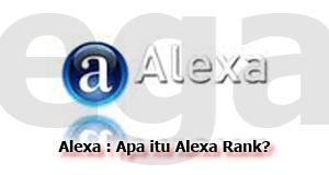 Penjelasan Mengenai Alexa Rank