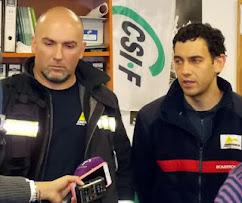 BOMBEROS AENA: CSIF SOLICITA LES EXIMAN DE PRUEBAS FISICAS