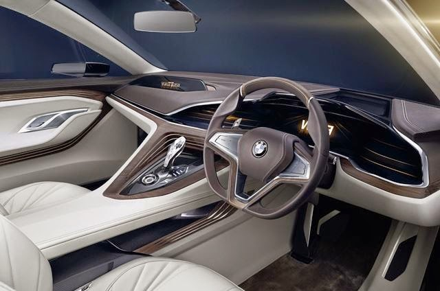 bmw vision future luxury concept sport car design. Black Bedroom Furniture Sets. Home Design Ideas