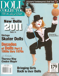Doll Collector Jul 2011