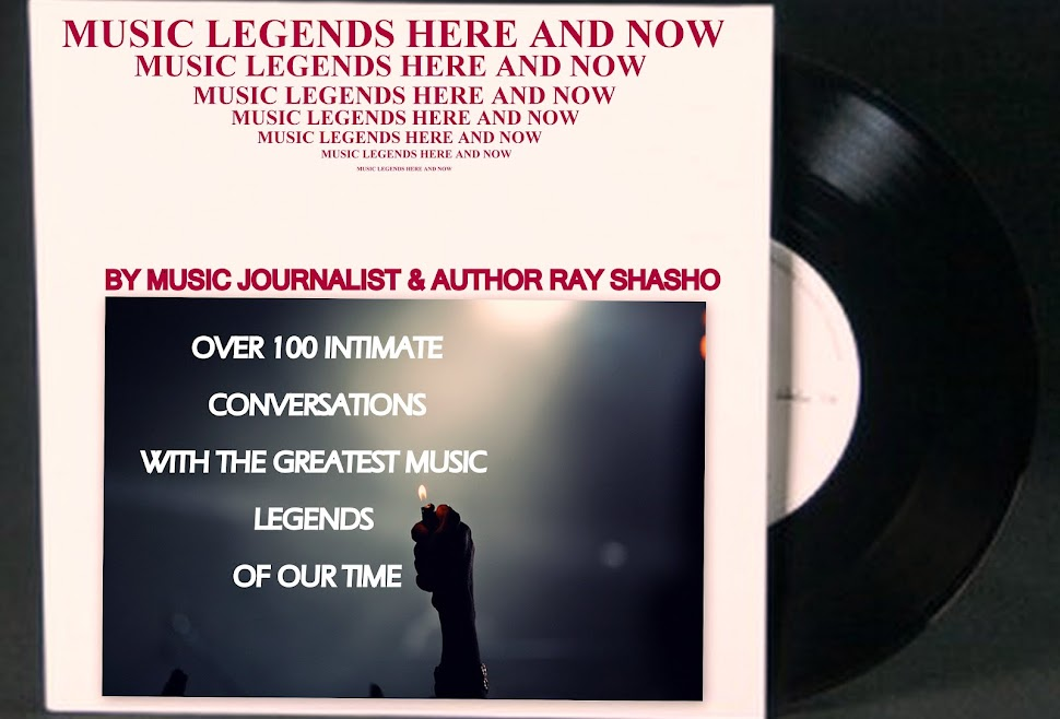 MUSIC LEGENDS HERE AND NOW -COMING SOON!