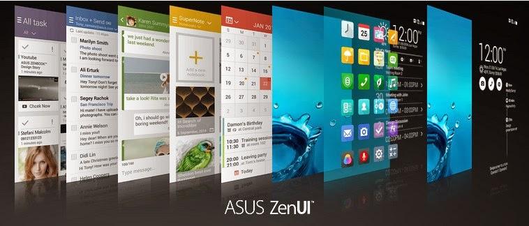 Harga dan Detail Spesifikasi Asus Zenfone 4 Terbaru