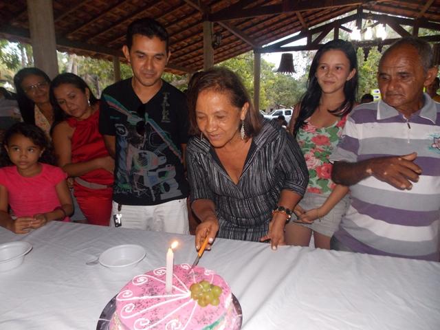 Eudina Lisboa comemora aniversário em Anapurus   BLOG DO