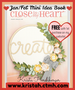 Get a FREE copy of the NEW Jan/Feb 2020 Idea Book  with 1st order placed during these months!